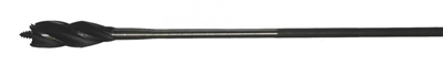 "Quattro Auger Flex Bit 3/4"" Diameter, 6"" Long"